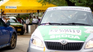 Colombian Rally Championship at Tatacoa starts its first leg of the race