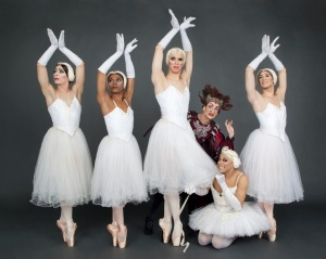 Les Ballets Trockadero will perform at the 2012 Ibero-American Theater Festival in Bogotá, Colombia
